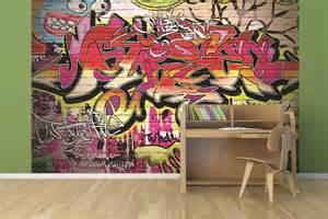 brick wall graffiti mural xl03d sasi wallpaper graffiti wall murals amazing nails