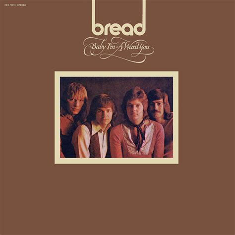 baby i you bread baby i m a want you vinyl lp album at discogs