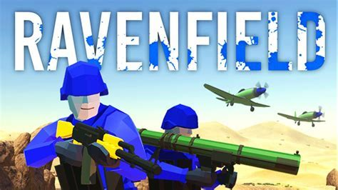 Ravenfield Free Download   CroHasIt   Download PC Games