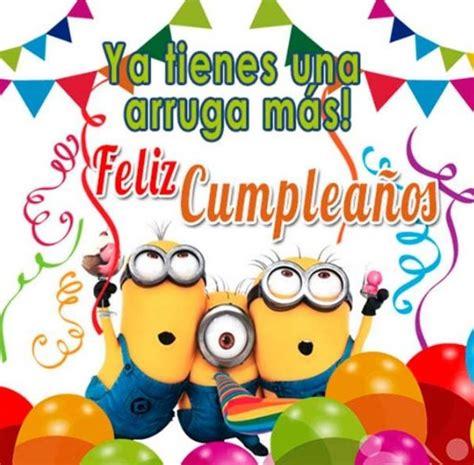 imagenes para cumpleaños graciosas divertidas imagenes de felicitaciones de cumplea 241 os