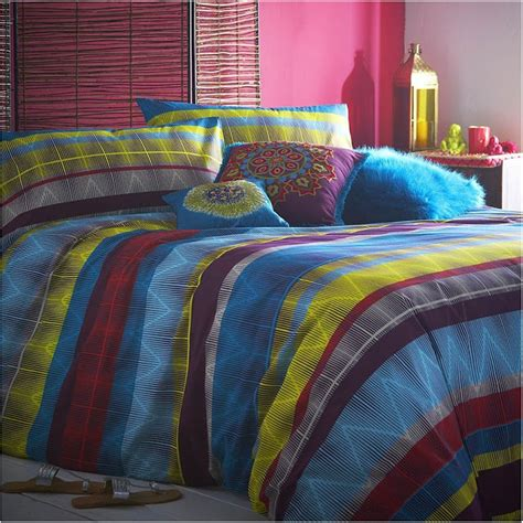 tribal comforter lotus fig exotic beds matthew williamson s butterfly home