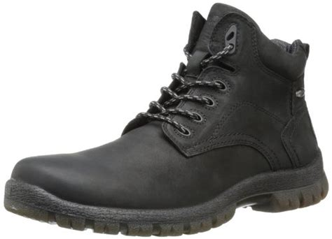 Sendal Hush Puppies Black 10 hush puppies s outclass boot black 10 m us bossman shoes