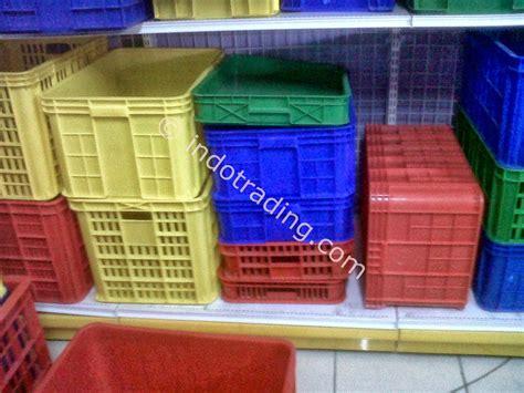 Jual Keranjang Plastik Bekas Surabaya jual keranjang industri merk rabbit harga murah surabaya