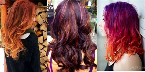 autumn hair color trendy hair colors for autumn the haircut web