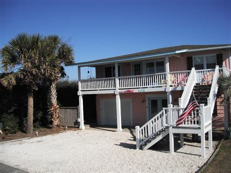 vacation home rentals carolina flamingo cottage holden nc holden vacation