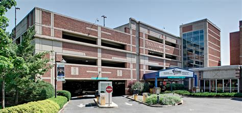 post rehill parking garage project wm blanchard