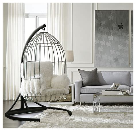 Birdcage Chair by Chair Caged Bird The Room