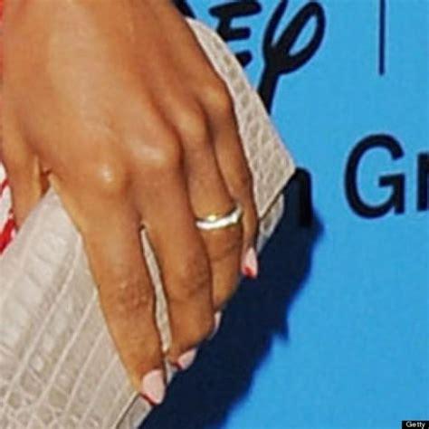 Wedding Bands Kerry by Kerry Washington Debuts Wedding Ring Weddbook