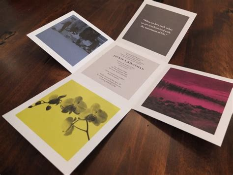 printing wedding invitations calgary jackie jonathan wedding invitation jonathan herman graphic design advertising