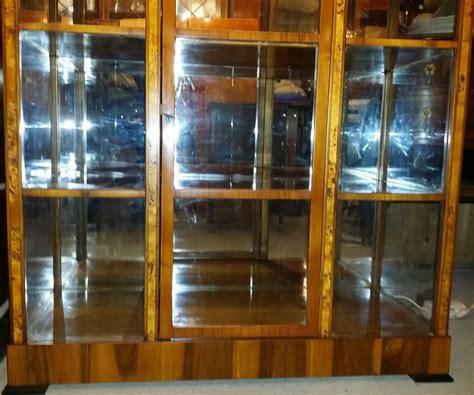 jugendstil vitrine jugendstil vitrine im biedermeier stil um 1900 antik