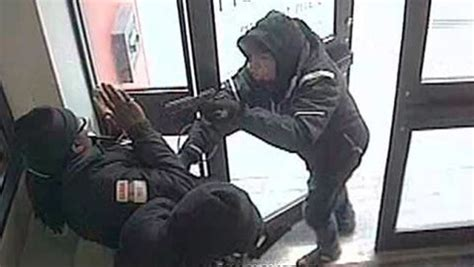 Banc Vide by Fbi Bank Robbery Data Shows Armed Guards Increase Risk Of