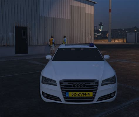 Audi Airport by Audi A8l Airport Security Gta5 Mods