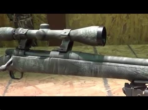 spray painting rifle rifle painting