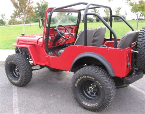 ford jeep modified 1942 willys ford gpw full restoration modified for sale