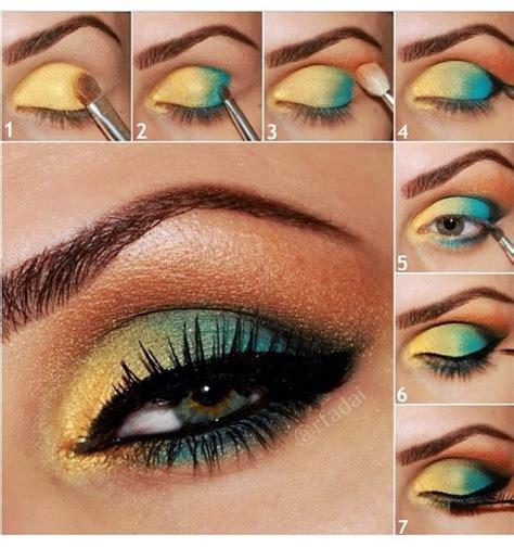 Tutorial Eyeshadow Wardah Seri E musely