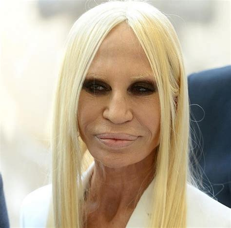 The Real Donatella by 17 Of The Ugliest Page 2 Of 7 Herbeat