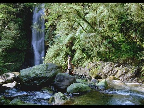 up film waterfall the assassin location of the scene with the river and