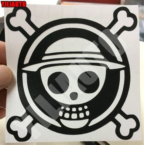 Car Sticker One Piece one piece skeleton logo car sticker end 4 29 2020 1 15 pm