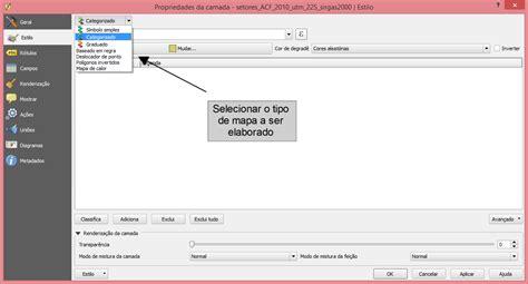 tutorial qgis brasil mapas de densidade populacional com dados do ibge e qgis