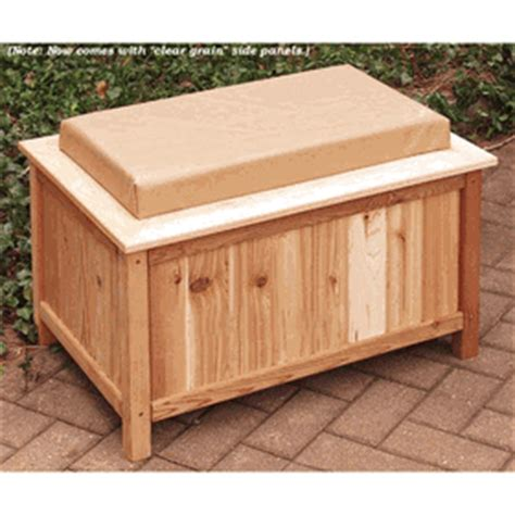 outdoor bench with cooler wooden storage boxes outdoor furniture plus