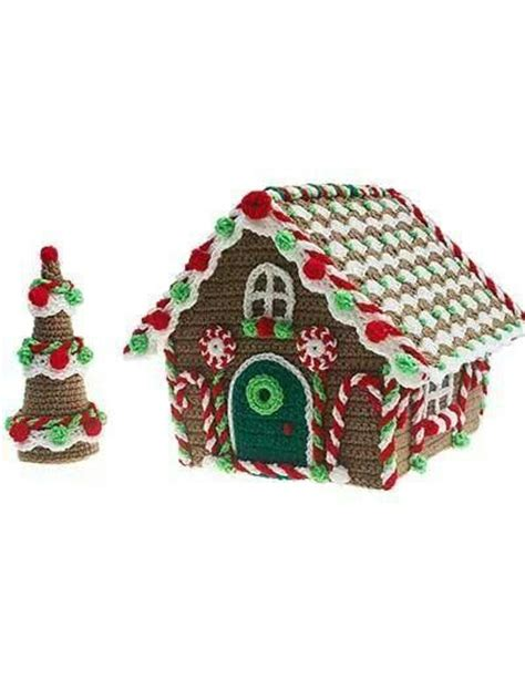 free crochet pattern gingerbread house 348 best gingerbread images on pinterest christmas