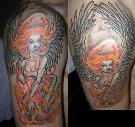 hells angels tattoos designs shoulder best tats part 6