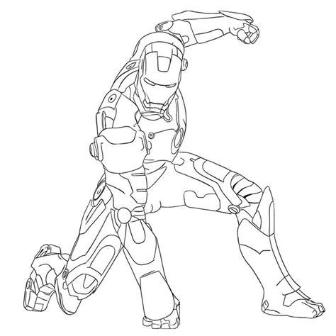 imagenes para dibujar de iron man 92 dibujos de iron man para colorear oh kids page 1