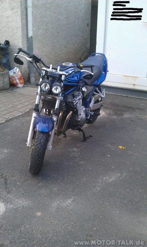 Motorrad Verkleidung Eintragen Lassen by Bandit S In N Umgebaut T 220 V Suzuki Motorrad