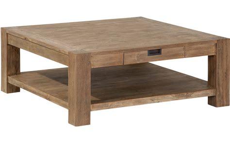 leuke houten salontafel salontafel hton onbewerkt teak kopen goossens