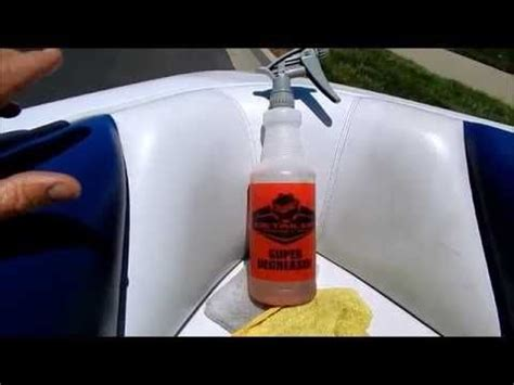 cleaning boat bumpers 25 best ideas about boat upholstery on pinterest