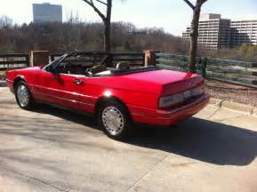 Cadillac Allante History Cadillac Allant 233 History Photos On Better Parts Ltd