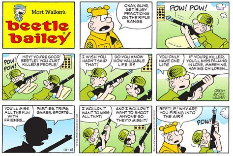 beetle bailey beetle bailey surprises me