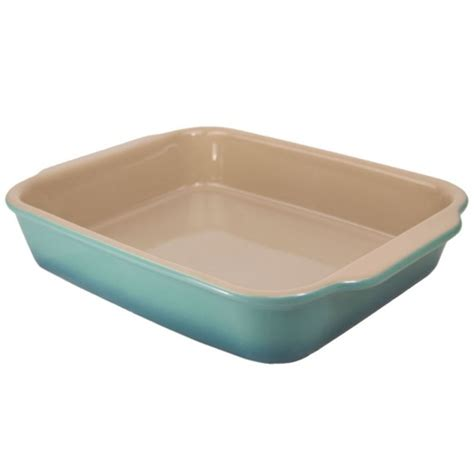 barbados blue 10 quot x 12 quot medium casserole dish