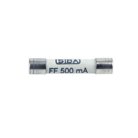 10 500 volt ceramic fuse klein tools 500ma 1000 volt replacement fuse 69035 the