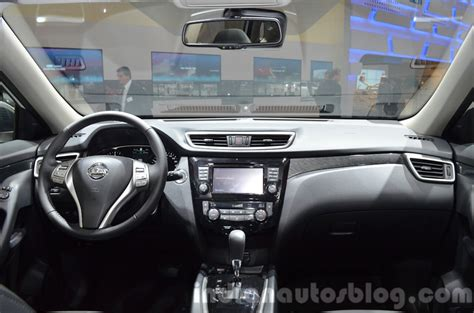 nissan navara 2015 interior nissan navara np300 dashboard interior at iaa 2015