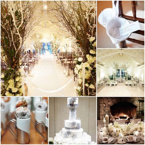 Winter Wedding Ideas by Winter Wedding Ideas From Real Weddings Inside Weddings