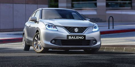 Suzuki Baleno Dimensions 2016 Suzuki Baleno Pricing And Specifications Photos 1