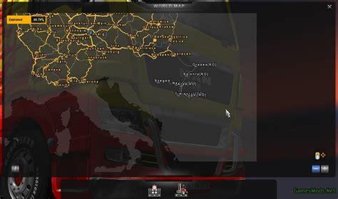 ets 2 europe africa map 5 4 ets 2 europe africa map 5 4 28 images truck simulator