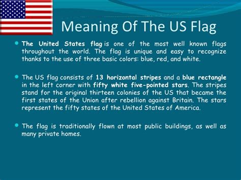 american flag color meanings the government of the united states of america