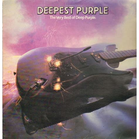 the best of deepest purple the best of purple by