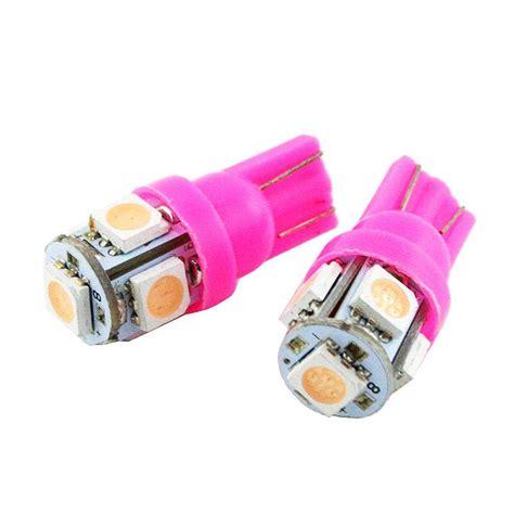 Lu Led Kecil Mobil jual otomobil 5 titik socket tipe t10 2 pieces lu kecil