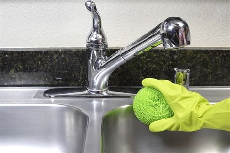 Best Way To Clean Kitchen Sink top 10 best kitchen sink cleaning tips top inspired
