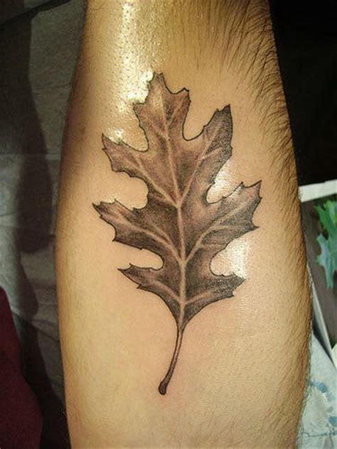 leaf pattern tattoo leaf tattoos