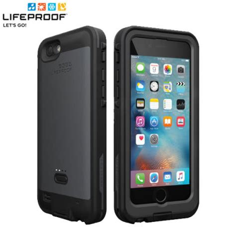 lifeproof fre power iphone   waterproof battery case