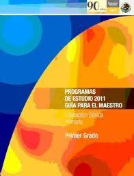 programa de estudios 2011 primaria sexto grado pdfs 301 moved permanently