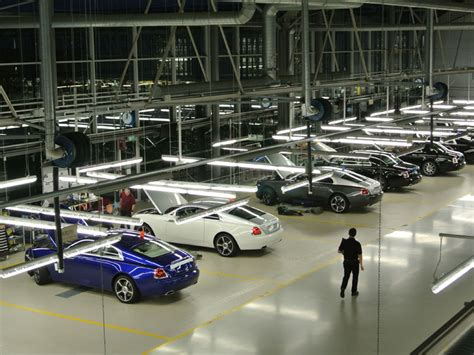 rolls royce factory a wealth of choice misbehaving in the new generation of