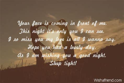 goodnight   girlfriend quotes quotesgram