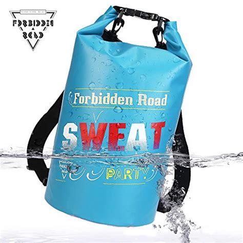 Bag Water Proof 10 L Anti Air forbidden road 2l 5l 10l 15l 20l waterproof bag 8 colors sack roll top