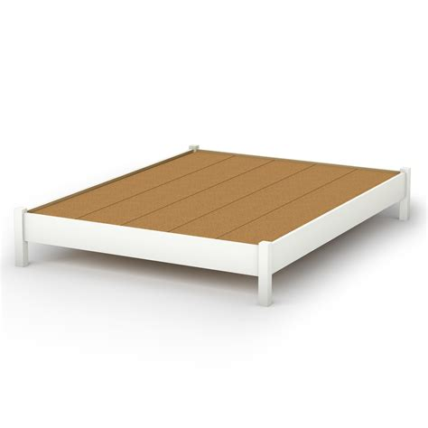 bed platform south shore step one platform bed reviews wayfair