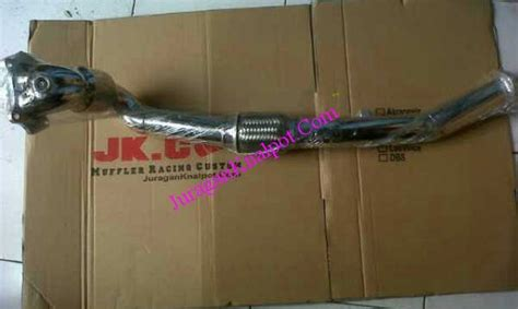 Downpipe Toyota Etios knalpot mobil fullsystem bolt on honda jazz rs